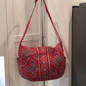 Vibrant Vera Bradley Computer Bag